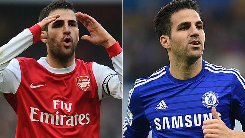Cesc Fábregas: Adolescencia en el Arsenal y madurez en el Chelsea