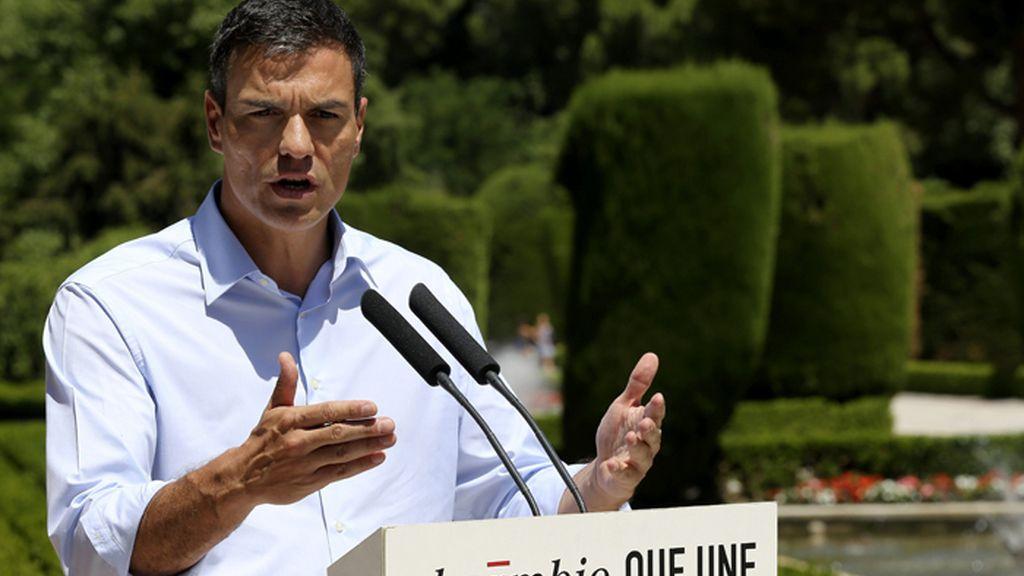 Pedro Sánchez rechaza la reforma electoral del PP