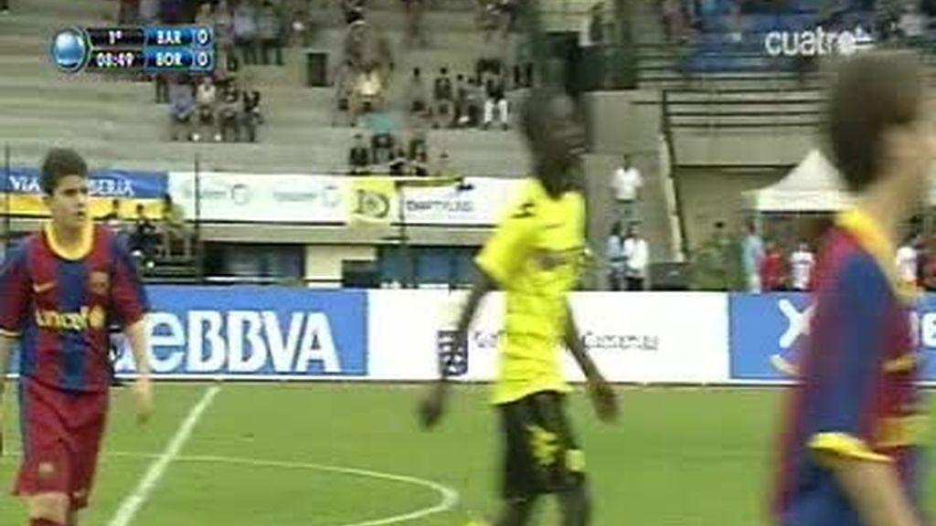 Fútbol 7: Barcelona - B. Dortmund