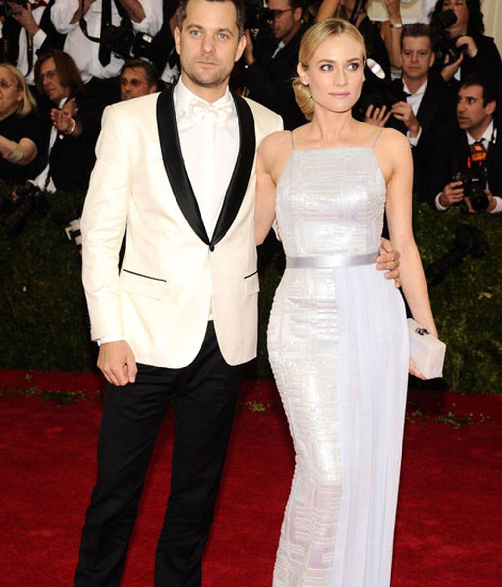La pareja formada por Joshua Jackson y Diane Kruger