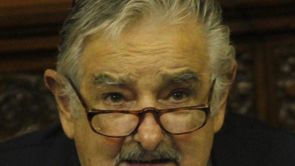 Imagen del presidente de Uruguay, José Mujica. EFE/Archivo