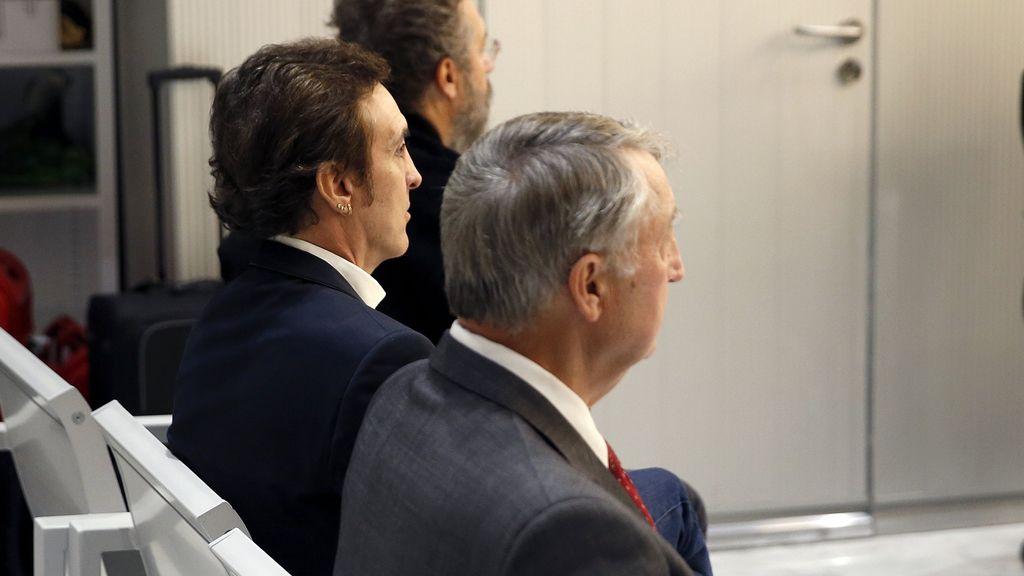 Ramoncín se sienta en el banquillo de los acusados en la Audiencia Nacional