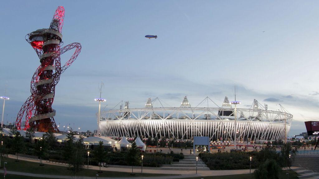 Clausura de Londres 2012