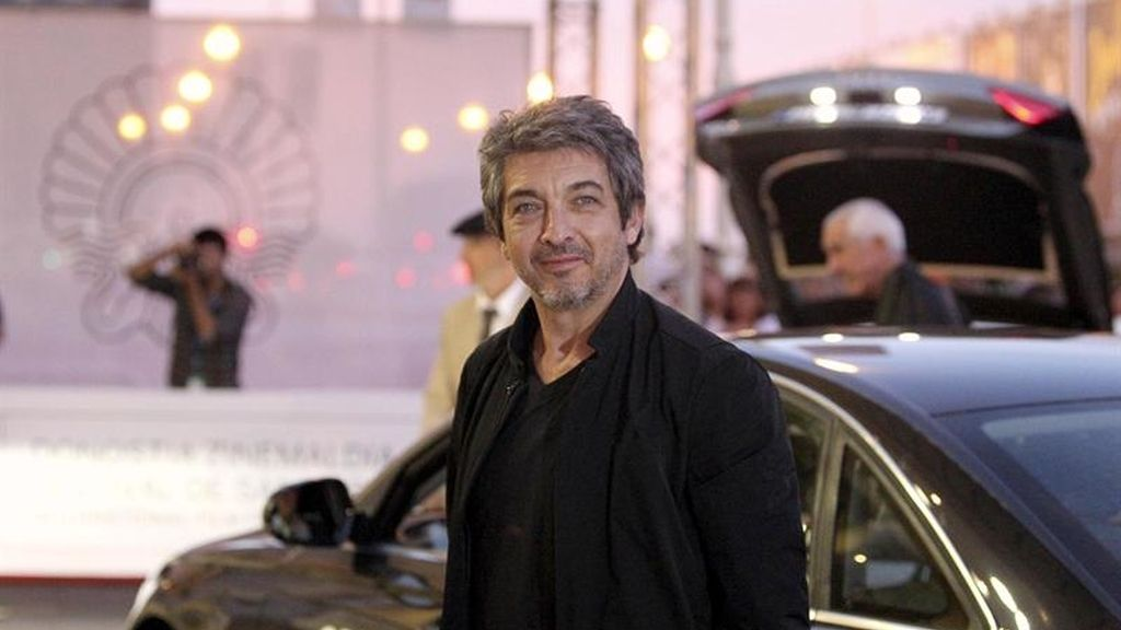 El actor Ricardo Darín en San Sebastián