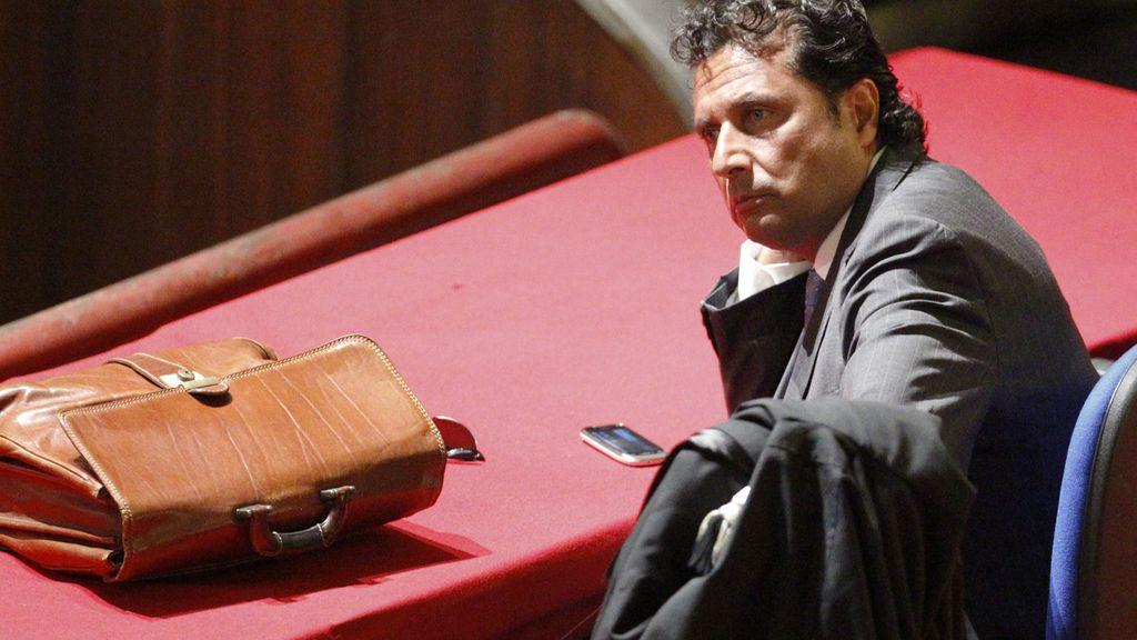 La Fiscalía italiana rechaza la petición de la defensa de Francesco Schettino