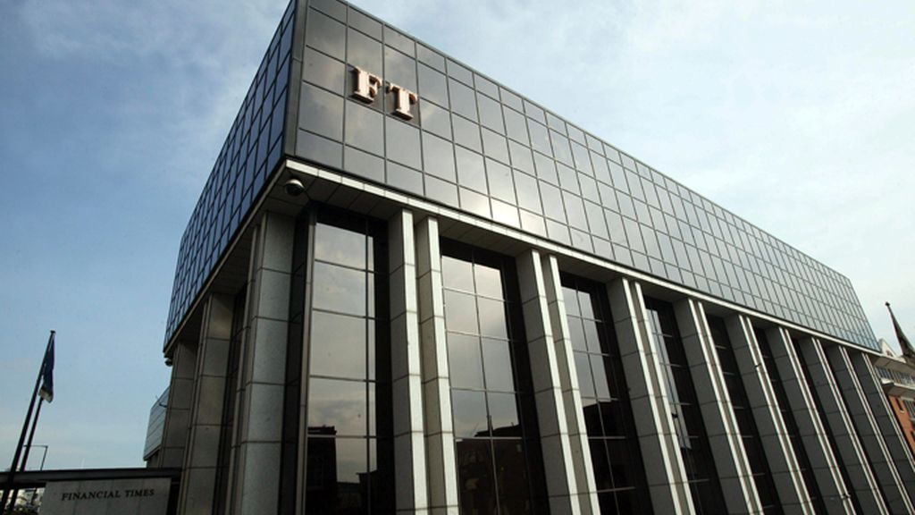 El grupo Pearson vende el Financial Times al grupo japones Nikkei