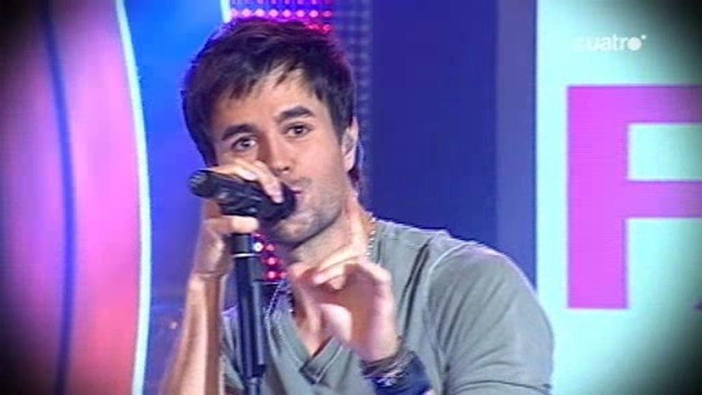 "A Enrique Iglesias  ""I like it"" Fama Revolution"