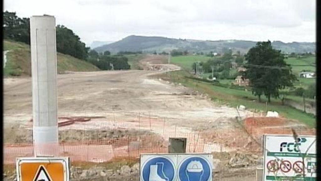 Panorama desolador en Cantabria