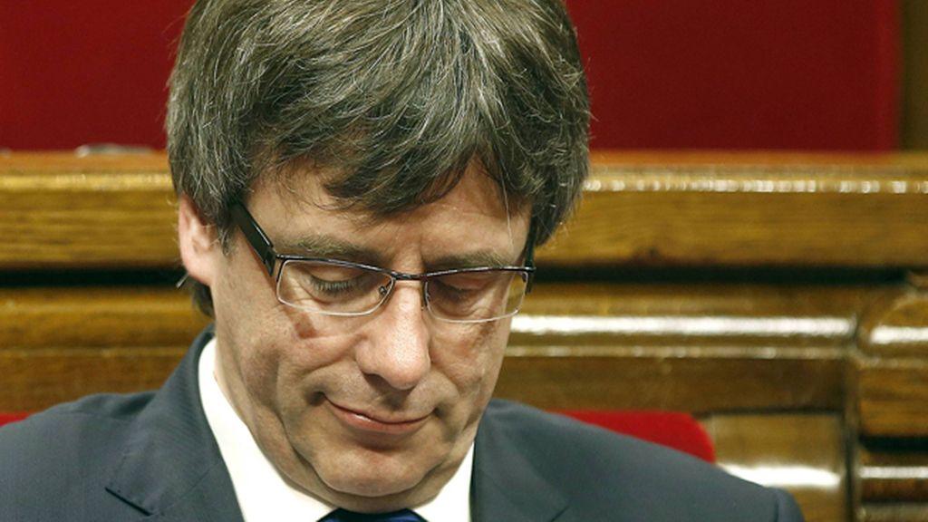 Puigdemont no logra sacar adelante los Presupuestos tras el veto de la CUP