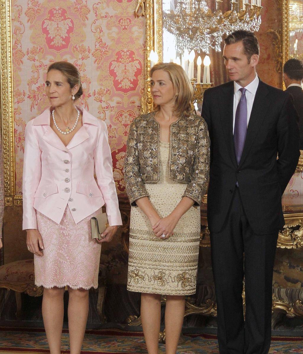 Infanta Elena y Duques de Palma
