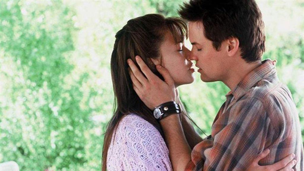 El Romeo más 'teen', Shane West en 'Un paseo para recordar'