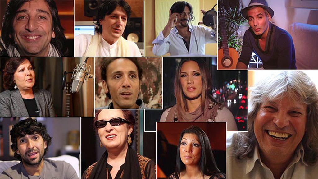 Los flamencos cantan a Sabina