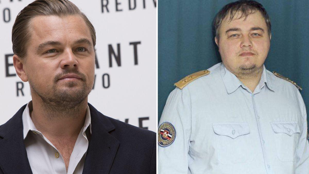 Leonardo DiCaprio tiene nuevo doble