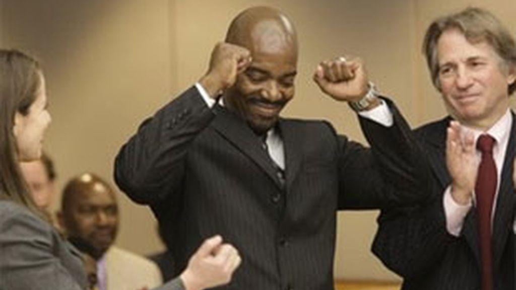 Cornelius Dupree ya es libre tras 30 años condenado. Vídeo: Informativos Telecinco.