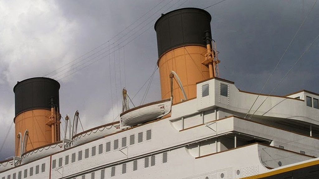 Un museo recrea el barco 'maldito'