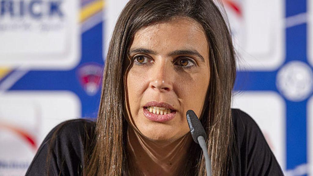 La portuguesa rompe barreras en el fútbol a sus 36 años