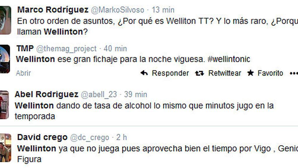Tuit Welliton