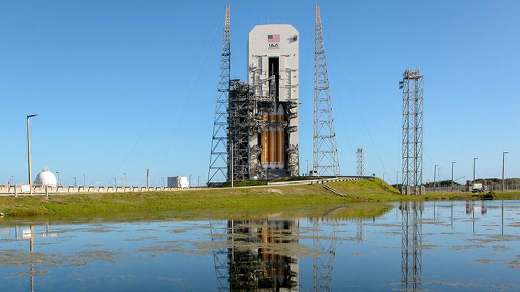 La NASA pospone el lanzamiento de la nave Orion