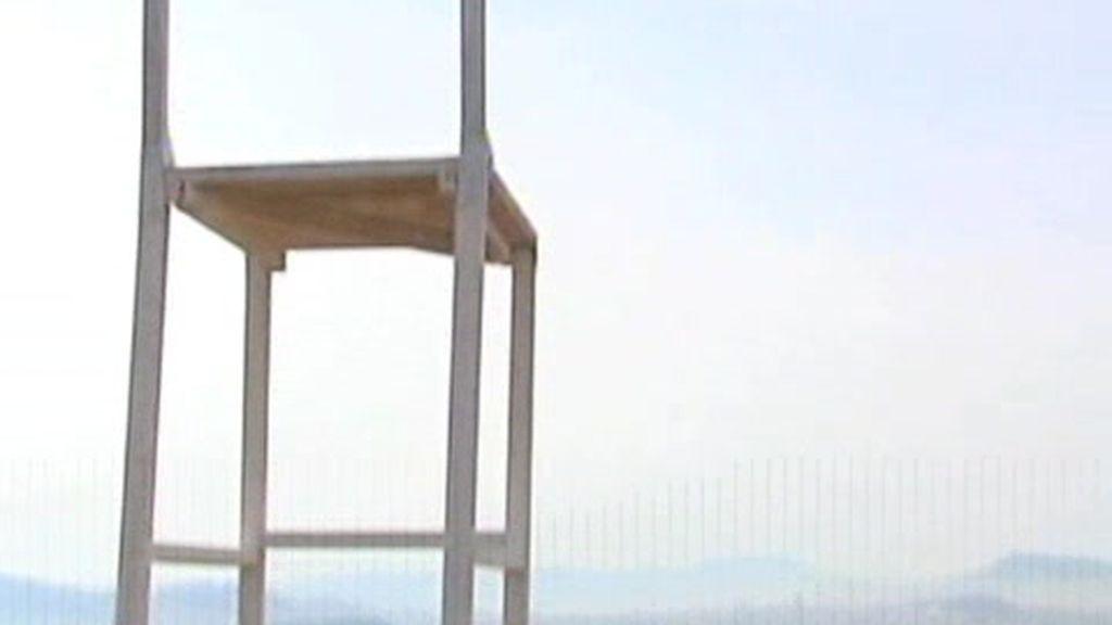 El misterio de la silla