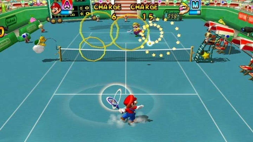 Playmi, Mario Power Tennis, vjuegos