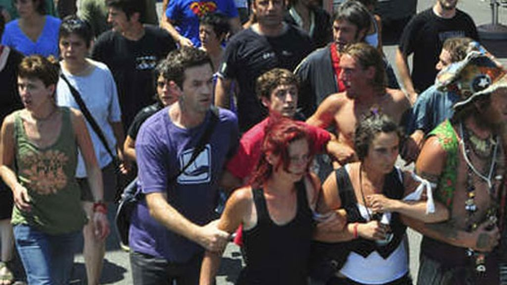 Aurore Martín está reclamada porpor pertenencia a banda terrorista