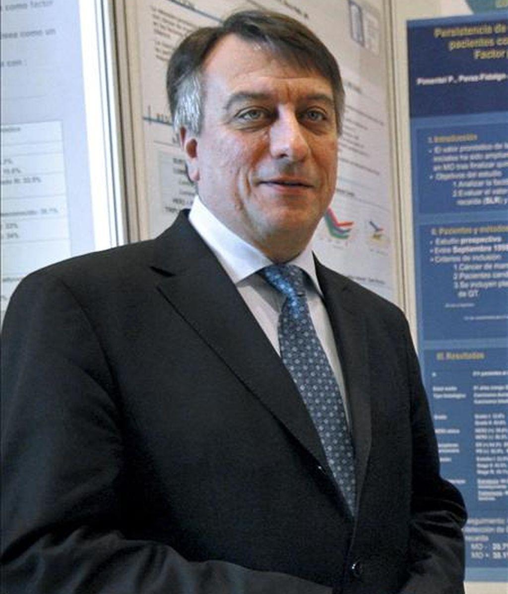 El oncólogo Carlos Cordón-Cardó. EFE/Archivo