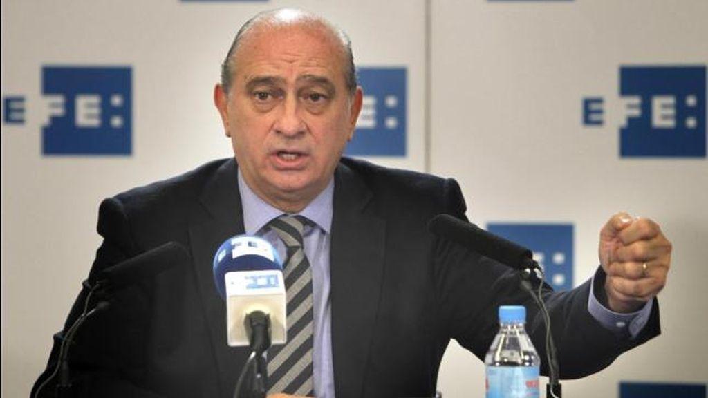 Jorge Fernández Diaz, Ministerio de Interior