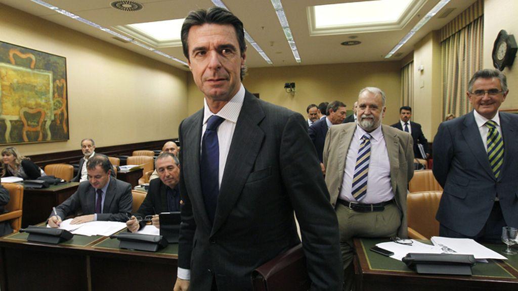 Soria explica ante el Congreso la situación del almacén de gas
