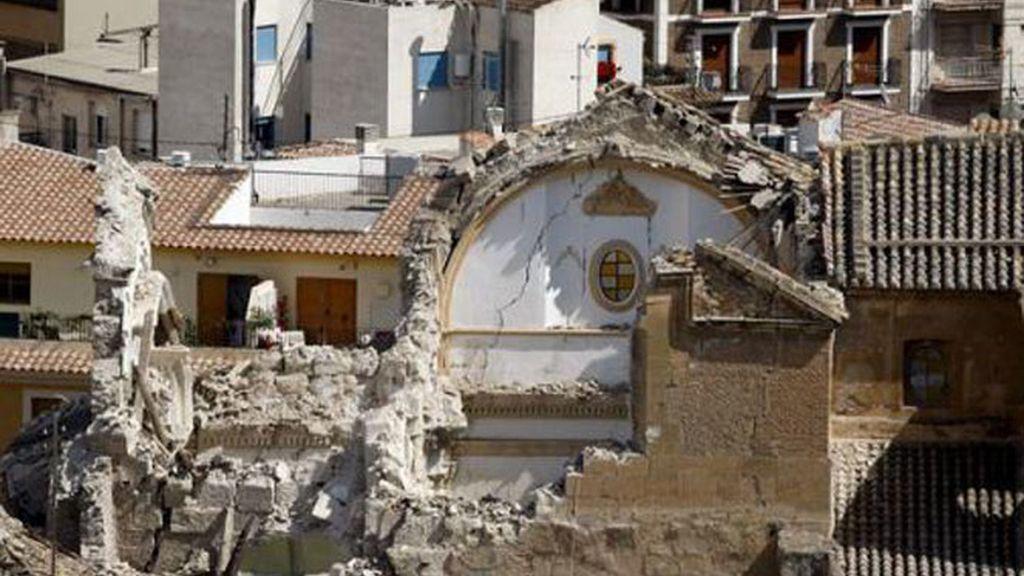 Recuperar el patrimonio de Lorca costará mínimo 50 millones de euros