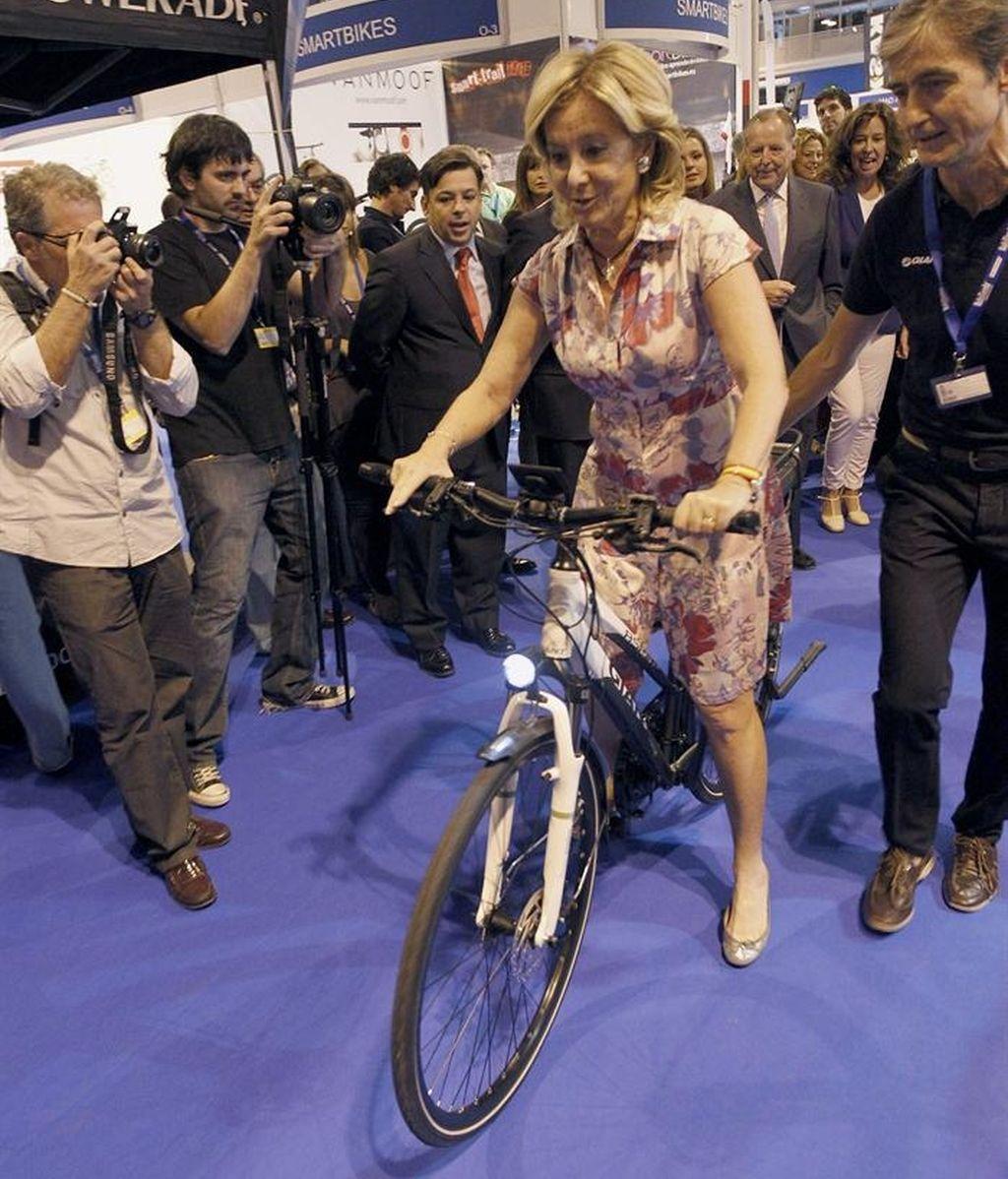 Esperanza Aguirre, un animal político