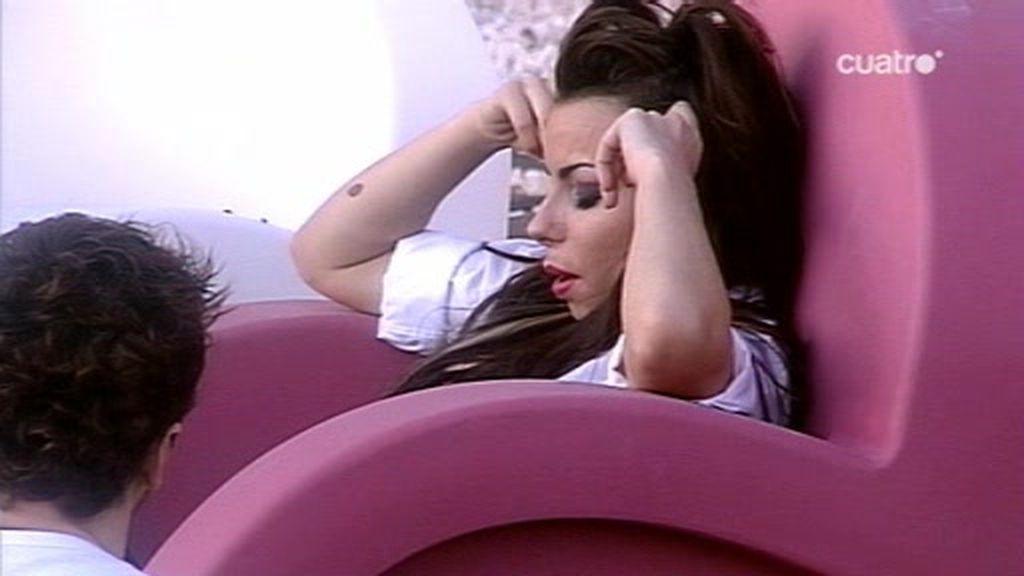 Yurena y sus celos a Adriana