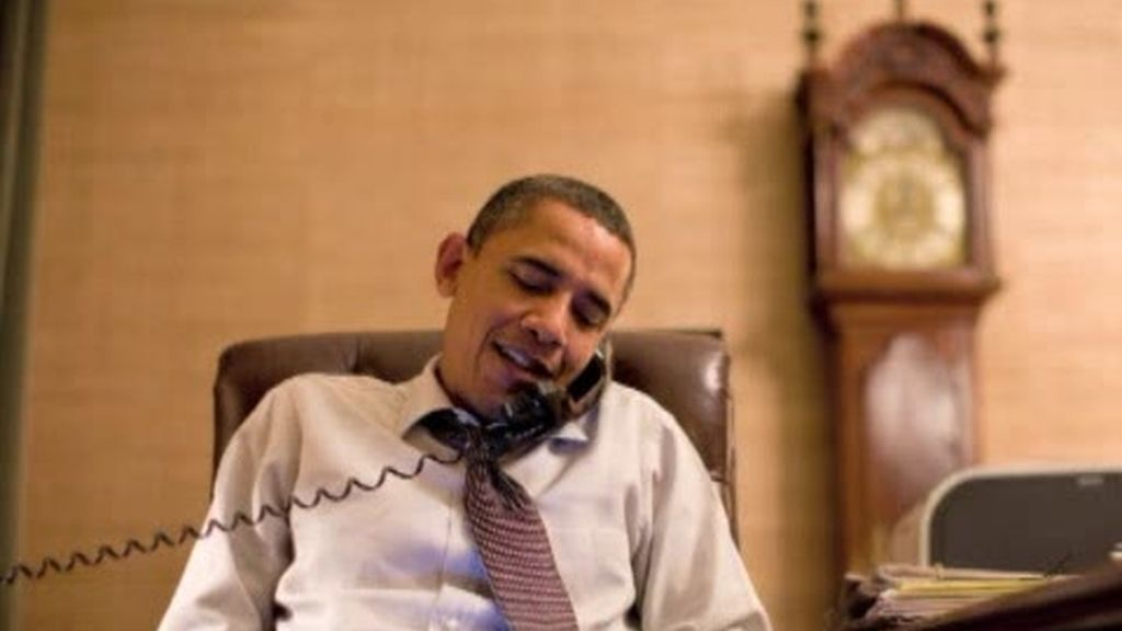 Un golpe a Obama