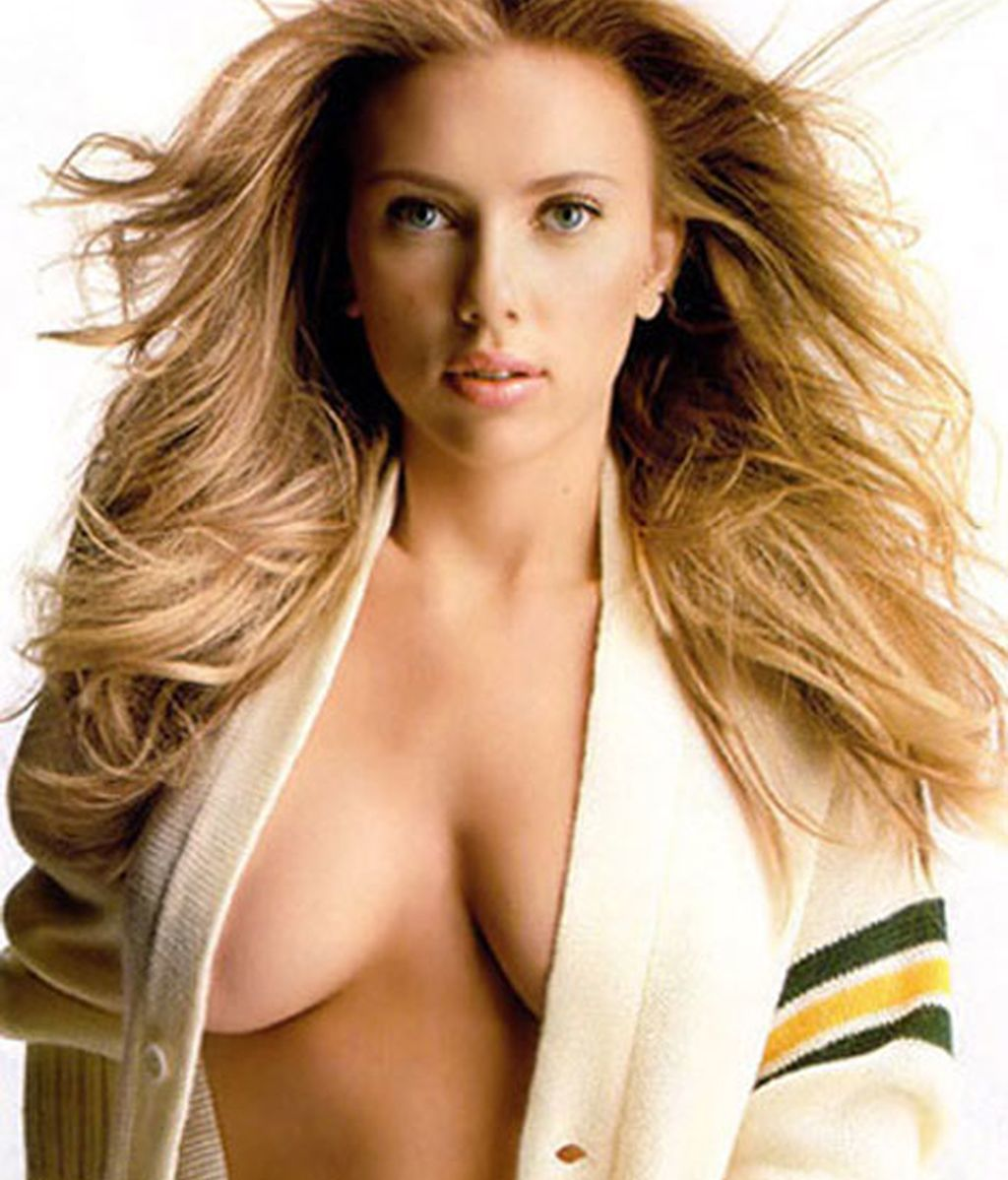 Scarlett Johansson ocupa el décimo lugar