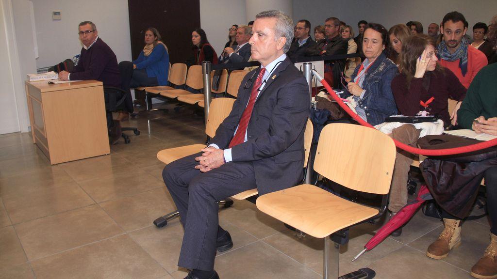 Juicio a Ortega Cano por la muerte de Carlos Parra en un accidente de tráfico