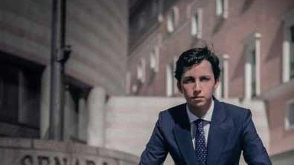 El pequeño Nicolás frente al Senado