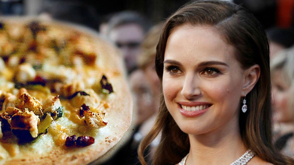 ¿Cuál es el plato favorito de los famosos que son vegetarianos?