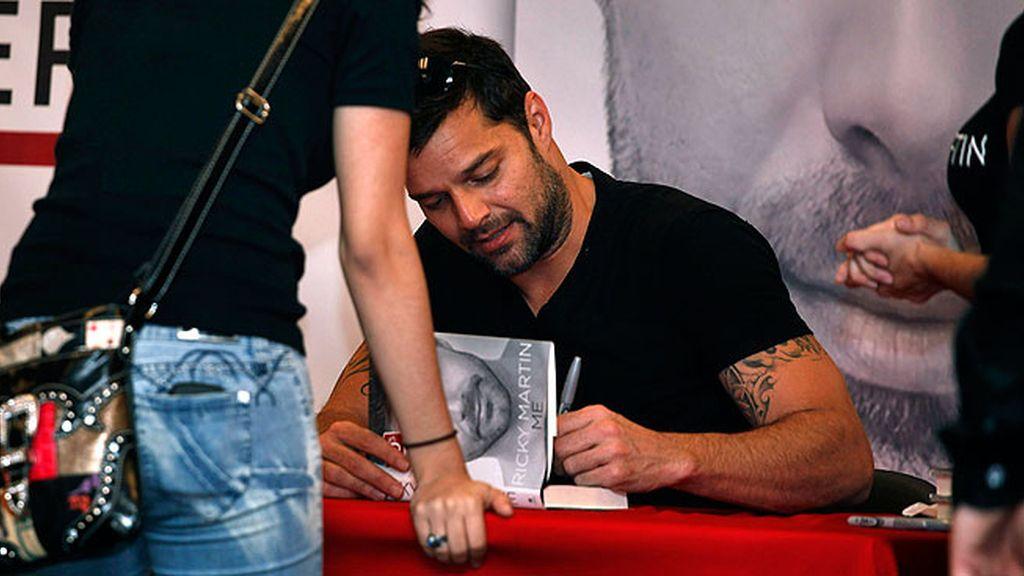 Ricky Martin, 'Living la vida loca'