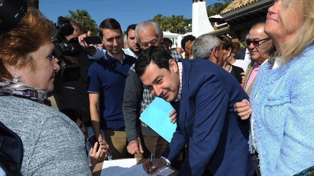 """Moreno dice que negociará deuda con Marbella y """"devolverá"""" los 100 millones"""