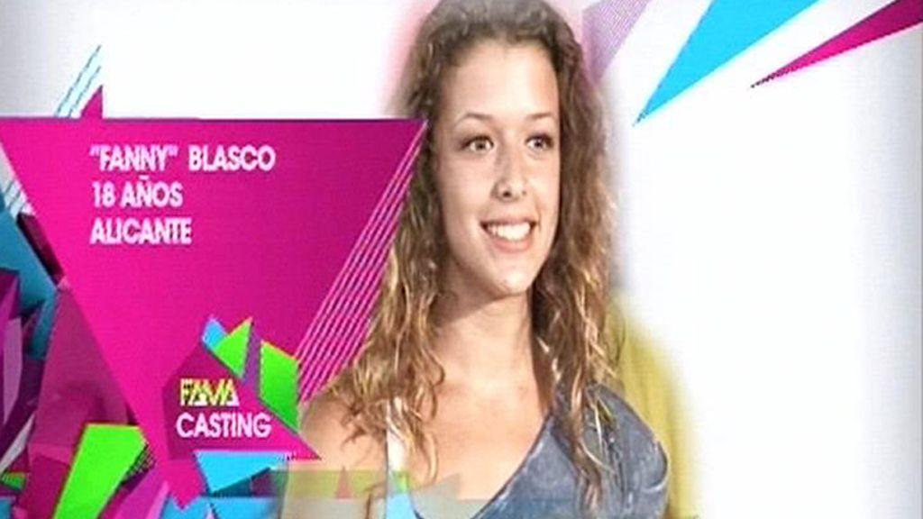 Fanny Blasco