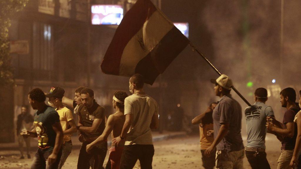Disturbios, El Cairo, Embajadas, Estados Unidos