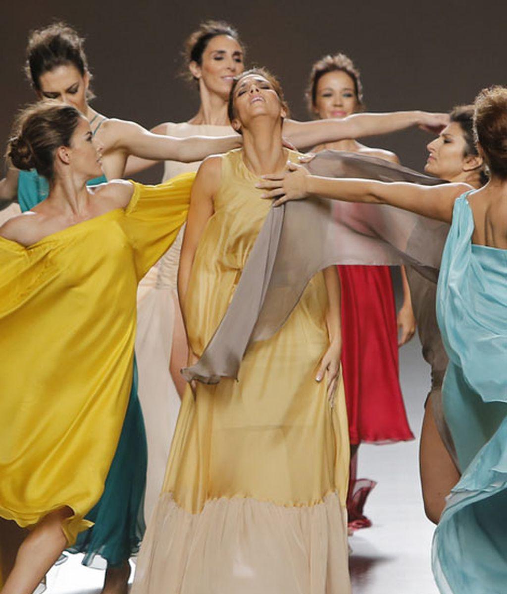 Las Islas Canarias inspiran los colores de la colección