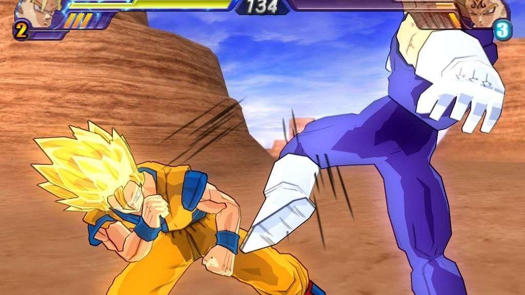Super Saiyans y ondas vitales en la excelente saga de Dragon Ball