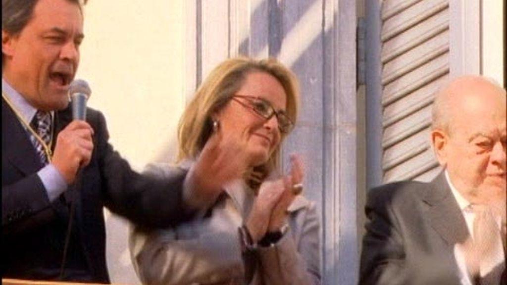 Artur Mas toma posesión del cargo