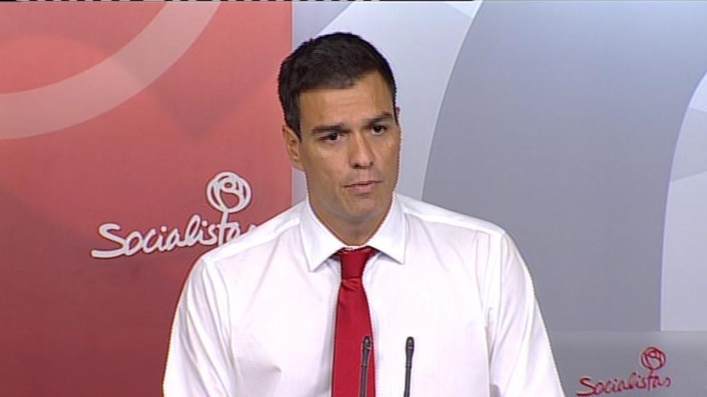 Pedro Sánchez abre el curso político en Ferraz