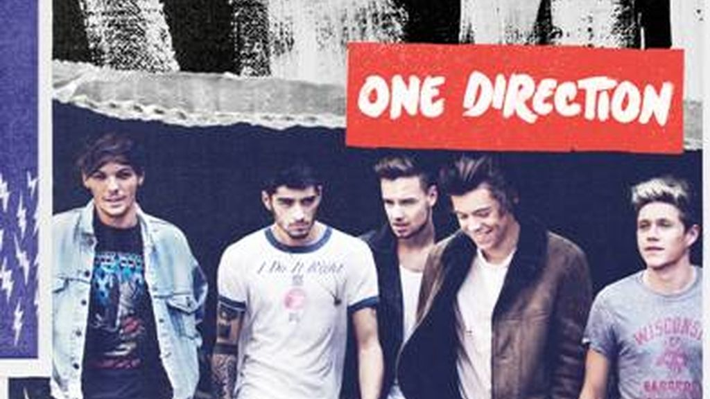 One Direction,nuevo disco,Midnight Memories,álbum