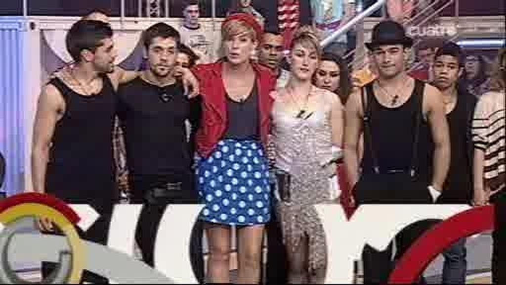 ¡NOMINADOS!: Imanol,Jox,Saray y Cristian