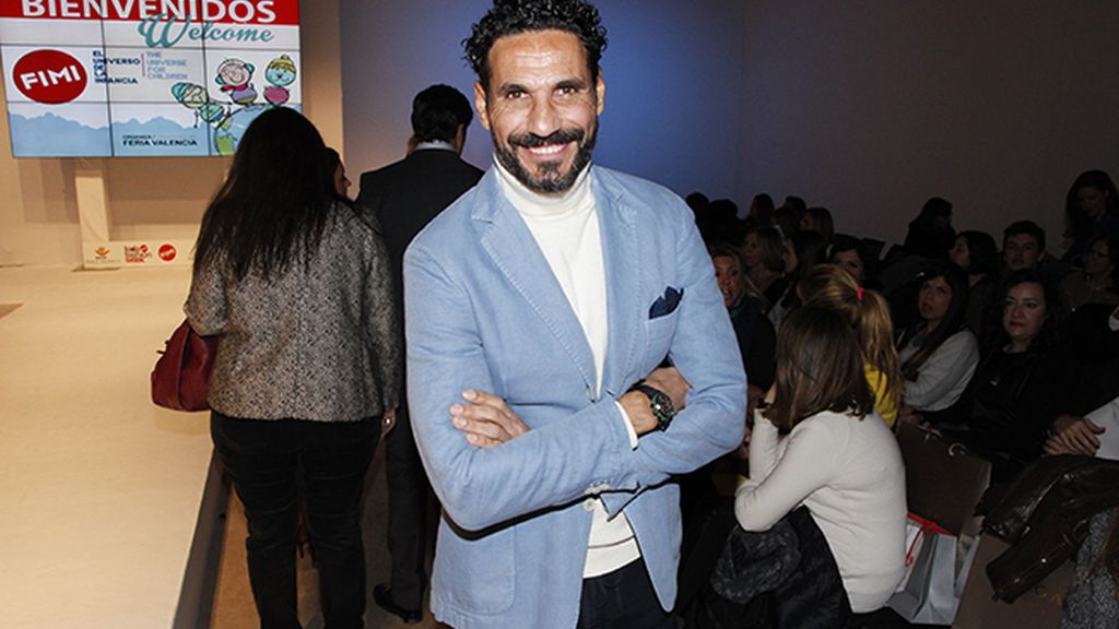 Óscar Higares también prestó mucha atención a las últimas tendencias en moda infantil