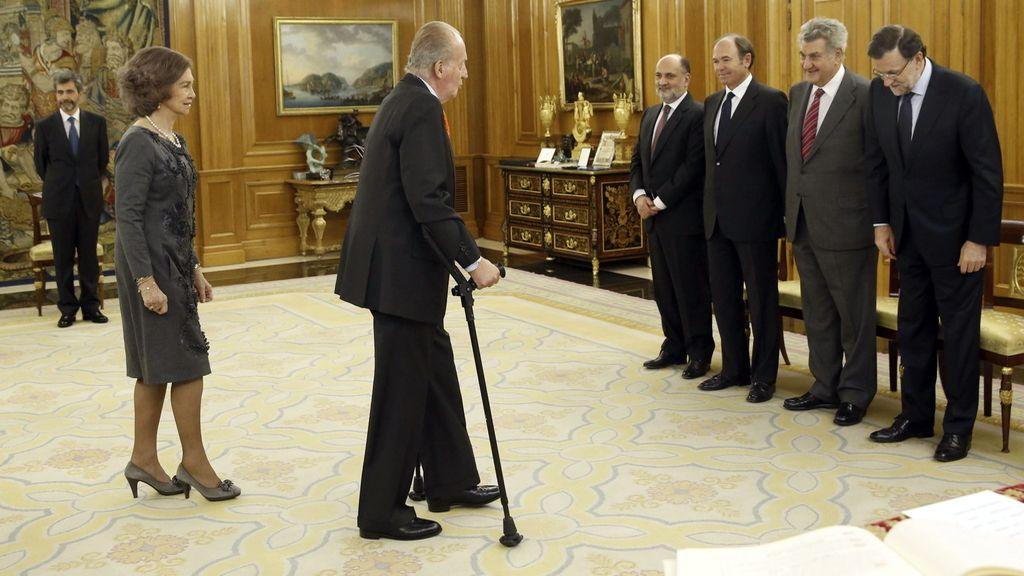 Jura del nuevo presidente del nuevo del Tribunal Supremo y el CGPJ