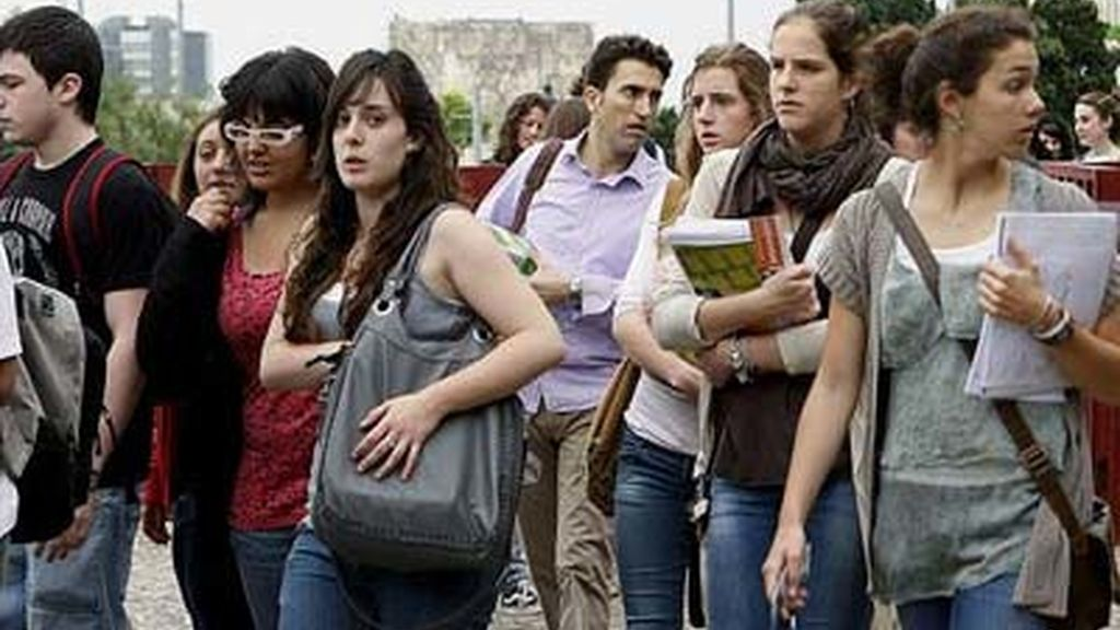 jóvenes, desempleo juvenil, paro juvenil, mileuristas