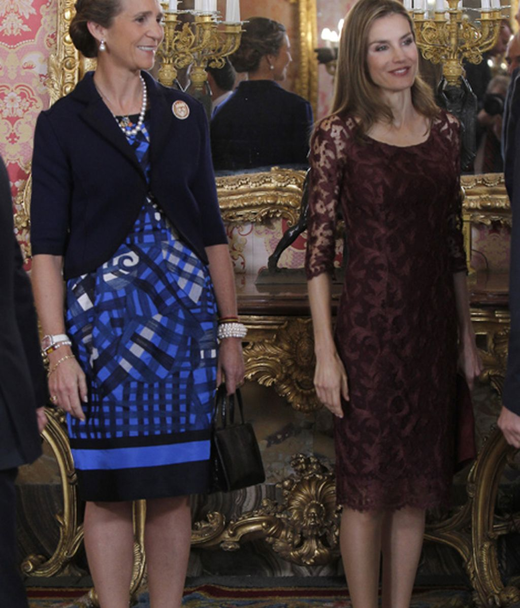 La Infanta Elena cumple 50 años